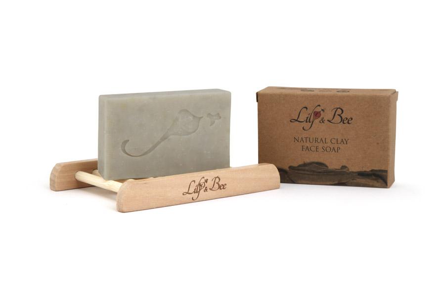 Natural Clay Face Soap